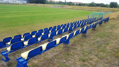 FC Blau-Weiß ohne Zuschauer