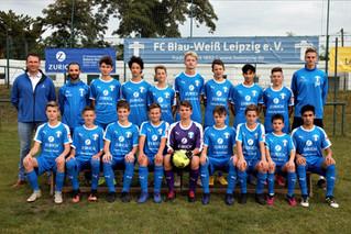 ZURICH neuer Partner des FC Blau-Weiß