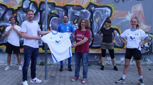 Corona-Shirt: 781 Euro für guten Zweck