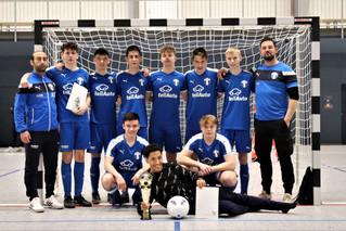 U17-Junioren werden Futsalmeister 2020