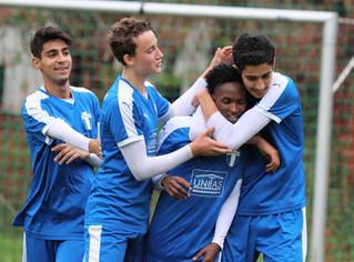 Der schwerste Gegner sind wir selbst! U19-Halbzeitbilanz