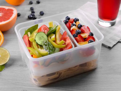 Marmita fitness: 5 dicas de organização para não sair da dieta
