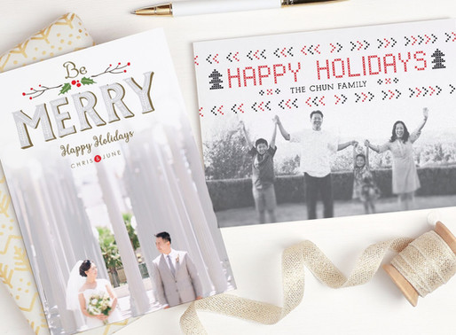 Customize Your Holiday Cards with BasicInvite