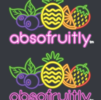 Absofruitly logo (variations).PNG