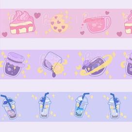 Washi Tape Designs ✨_-_-_-_-_-_-_-_-_#wa