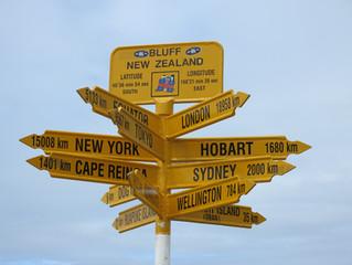 New Zealand Cycle Tour, Leg 3: Queenstown to Christchurch via Bluff