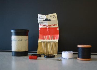 Sewing Kit (model's own)
