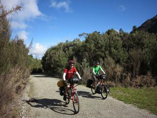 New Zealand Cycle Tour, Leg 2: Westport to Queenstown