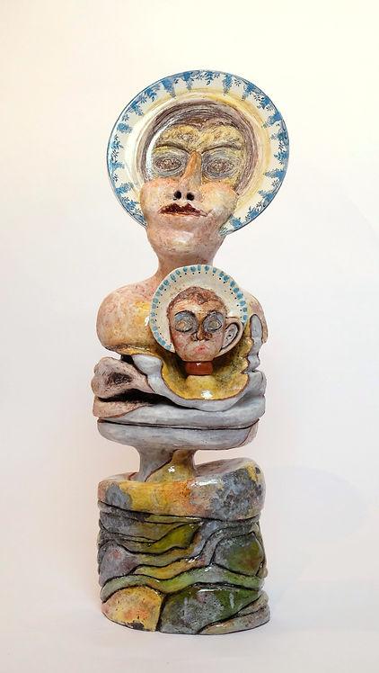 Maternité, 71x23x14 cm