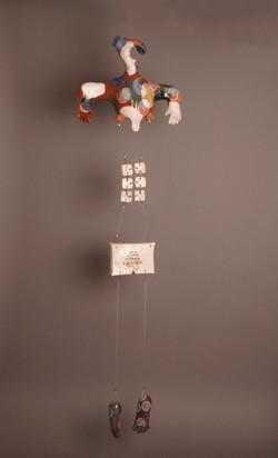 Cintre 4,  160x45x15 cm photo Alexandra