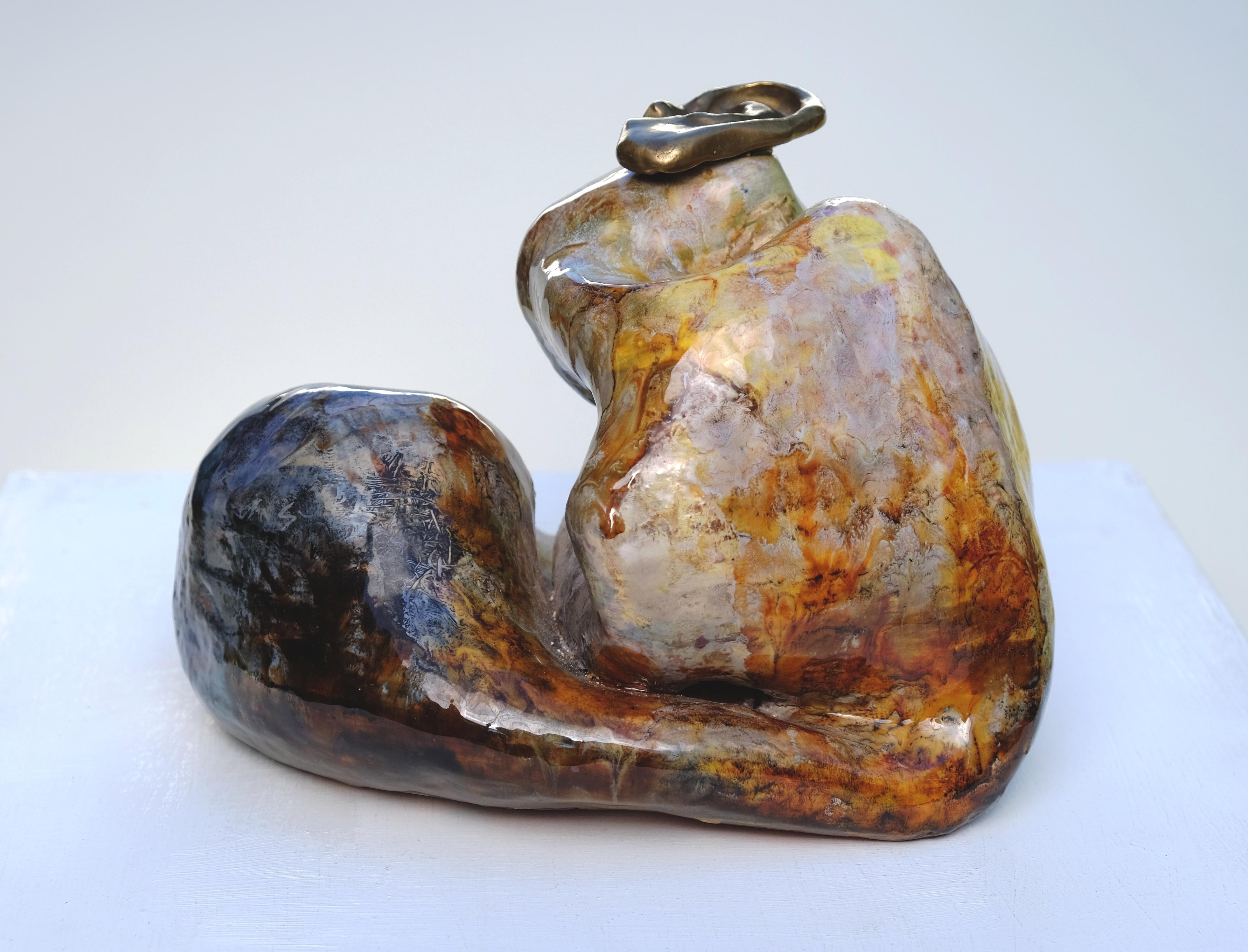 Foetus adulte III, 20x30x20 cm (2)