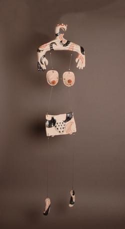 Cintre 2,  160x45x15 cm, photo Alexandra