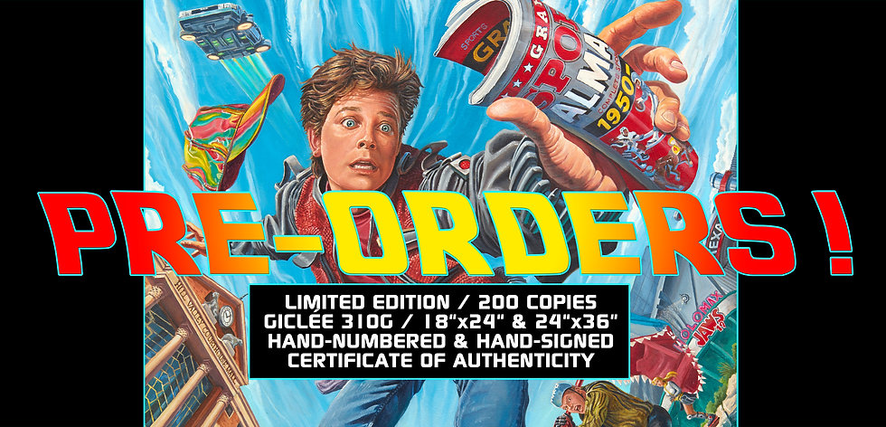 pre-order limited editions