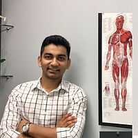 Ravi Patel-Phyiotherapist