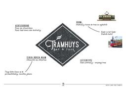 Tramhuys Bar & Food concept