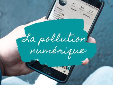 La pollution numérique