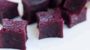 Blueberry Gummies