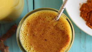 Golden Milk (Tumeric Tea)
