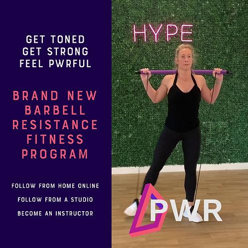 PWR Pro Instructor Training
