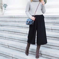 street fashion Fall girl