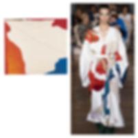 Helen Frankenthaller meets Valentino Cou