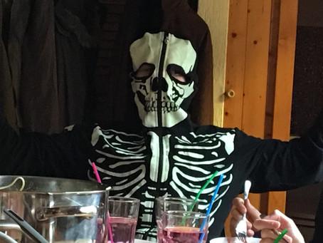 Halloween cun 5.+6. classa