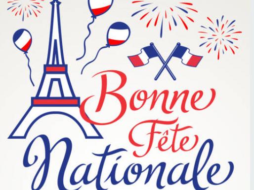 Le Jour de la Bastille!
