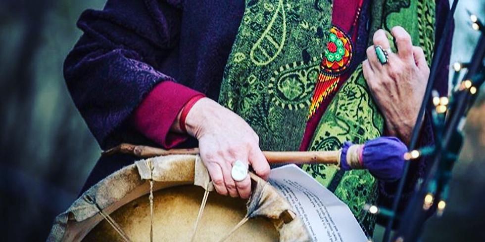 Drum Creating Ceremony