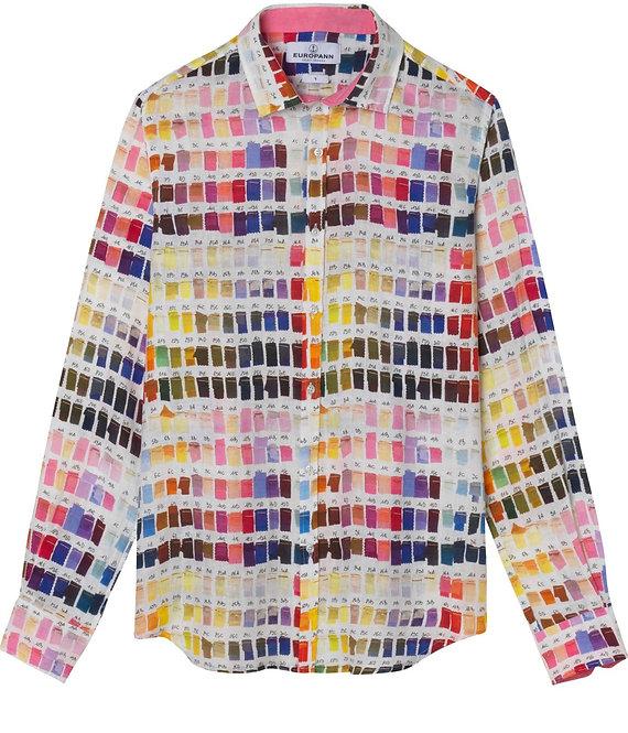 Kids Size Pantone colors swatch shirt