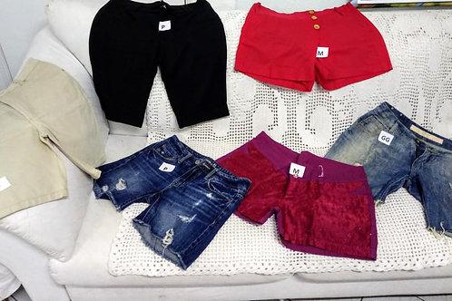 Shorts diversos
