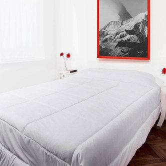 ACOLCHADO BLANCO - 2.50 x 2.70