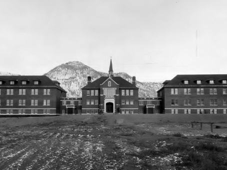 Reflections on the horrific news from the Kamloops Residential School, from a Catholic