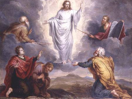 [Sunday Reflection] Be with Jesus on that mountain