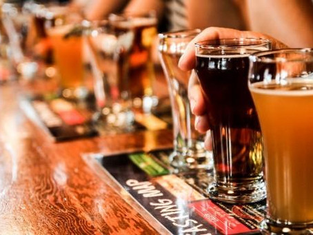 My 5 favourite places: Craft beer edition