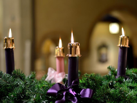 Prepare the way for Advent