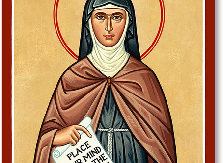Episode 9 — St. Clare of Assisi