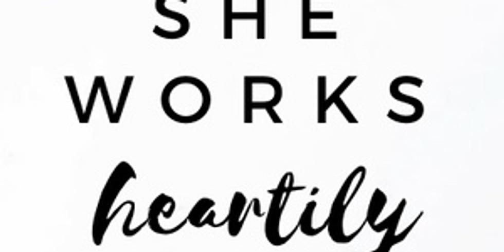 Ablaze: She Works Heartily Summit