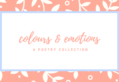 {Mini} Poetry Collection: Colours and Emotions