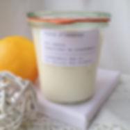 Clerkenwell Wax Co. Fleur d'oranger soy candle