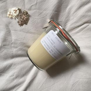 Clerkenwell Wax Co Bali Spirit Candle