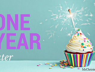 One Year Later: How Direct-Sales Companies Helped My Writing.