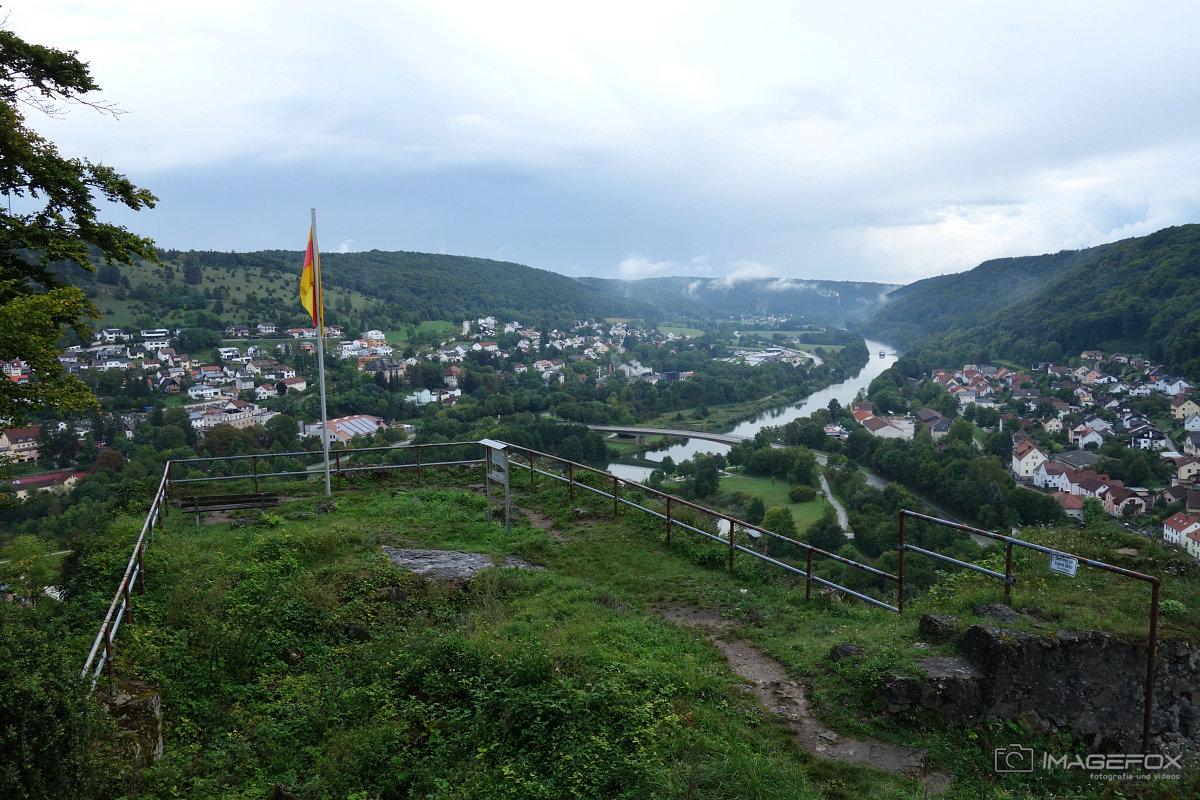 5 Burgruine Rabenstein - Riedenburg
