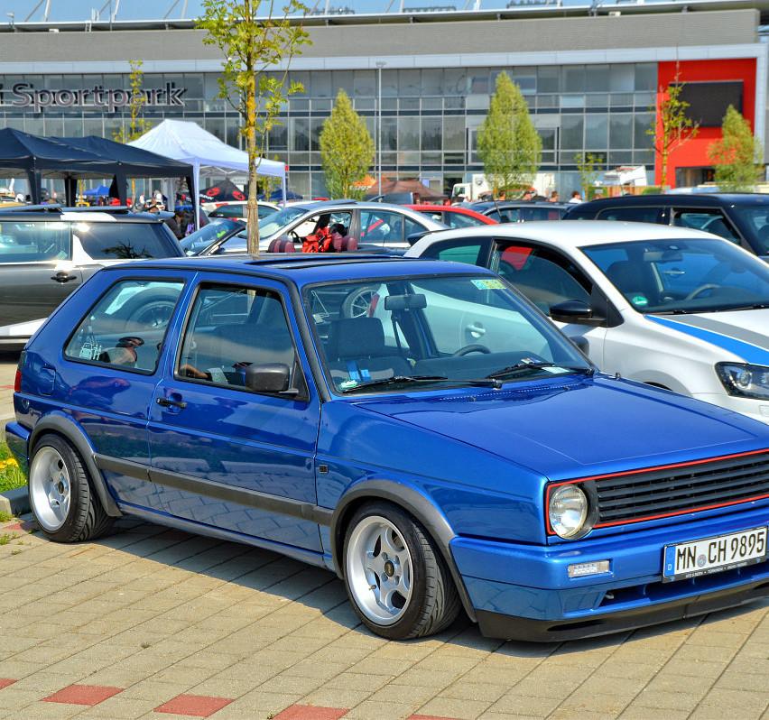 Bavarian Car Meeting Ingolstadt Saisonstart 2018 43