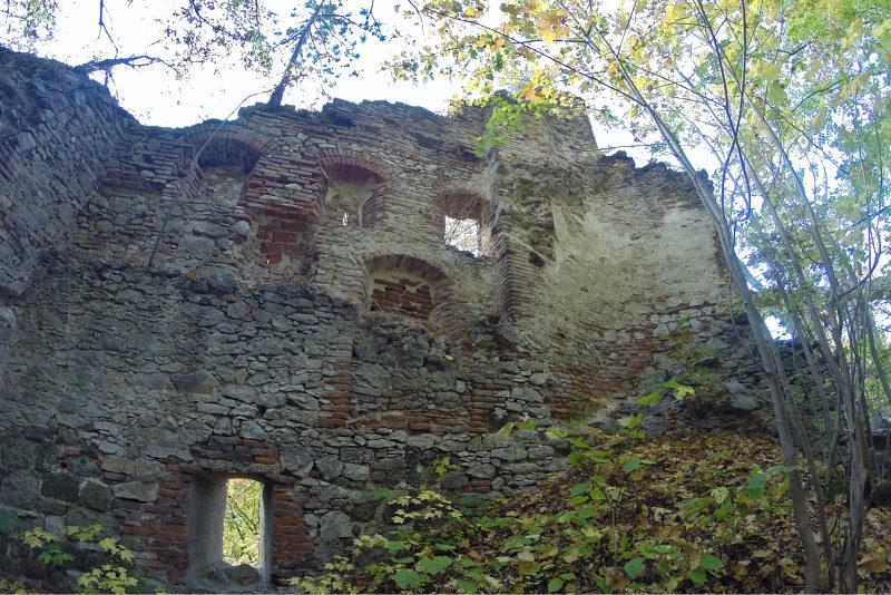 Burgruine Hochhaus 9