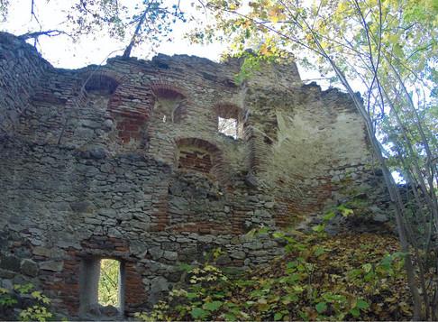 Burgruine Hochhaus Donau-Ries