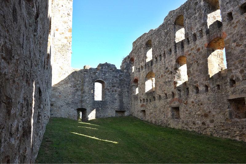 Burgruine Niederhaus 4