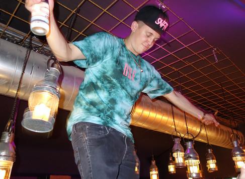 Mc Snifter 30. Birthdayparty Pure Club Schweinfurt
