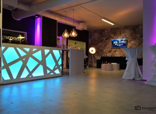 Basement Studio 2 Eröffnung