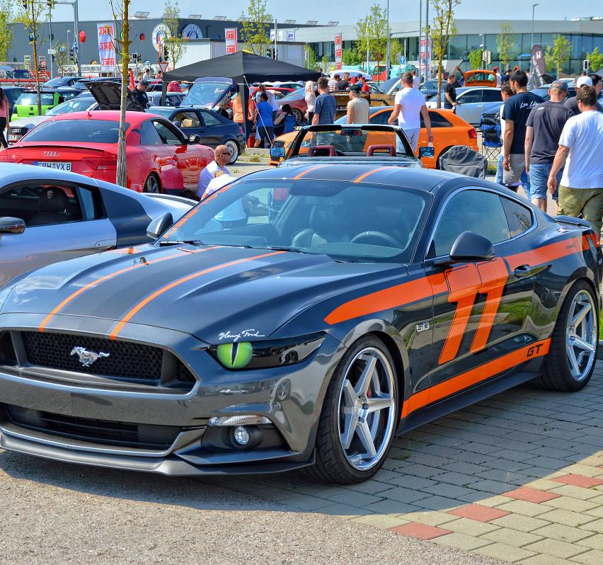 Bavarian Car Meeting Ingolstadt Saisonstart 2018 63