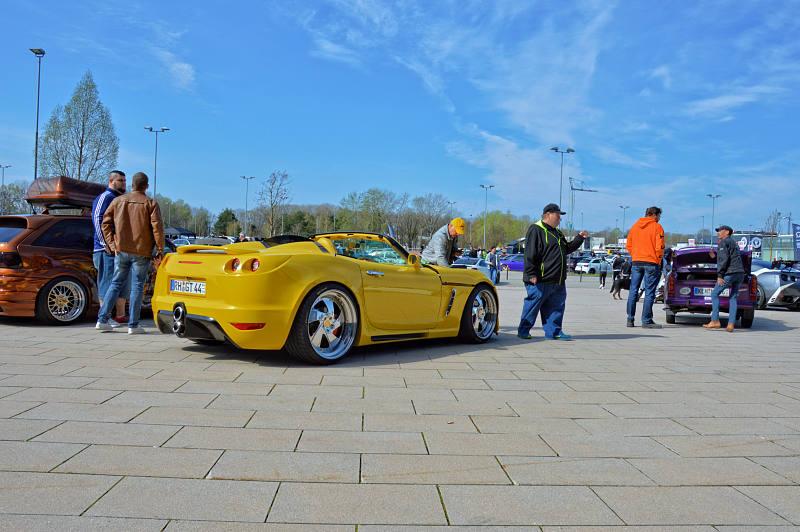 Bavaraian Car Meeting Saisonstart 17